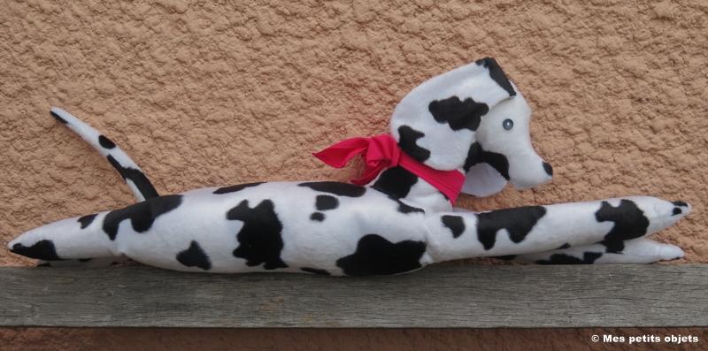 """N° 2 : Boudin de porte """"Dalmatien"""""""