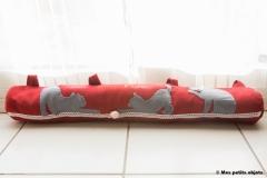 """N° 13 : Boudin de porte """"Les chats de l'ombre"""""""