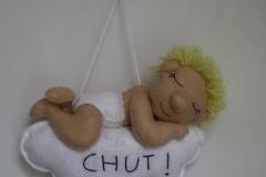 """Chut Bébé dort"" 1"