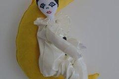 Pierrot articulé (bras et jambes)