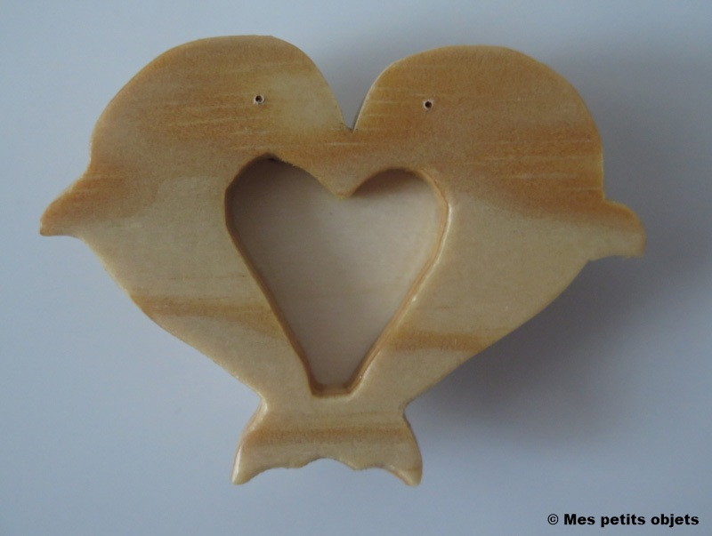 N° 3 : Dauphins cœur