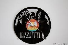 Led Zeppelin 2 avec horloge